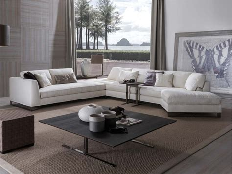 Poltrone E Sofa Divani In Microfibra : Sectional Sofa By Frigerio Salotti