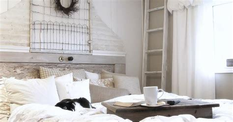 From A Burn Pile Mess To A White Bedroom Sanctuary For