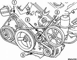 The A  C Compressor Belt Broke On My Dodge Intrepid  Can U0026 39 T