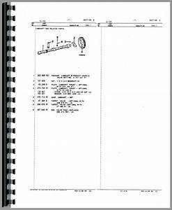 International 574 Tractor Hydraulic Diagrams