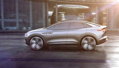 Volkswagen Vision 2020 by Volkswagen Previews I D Crozz Its 2020 Electric Suv