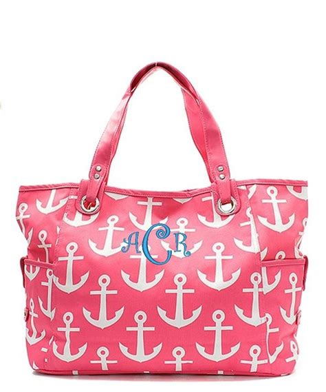 personalized  large canvas open top tote bag beach