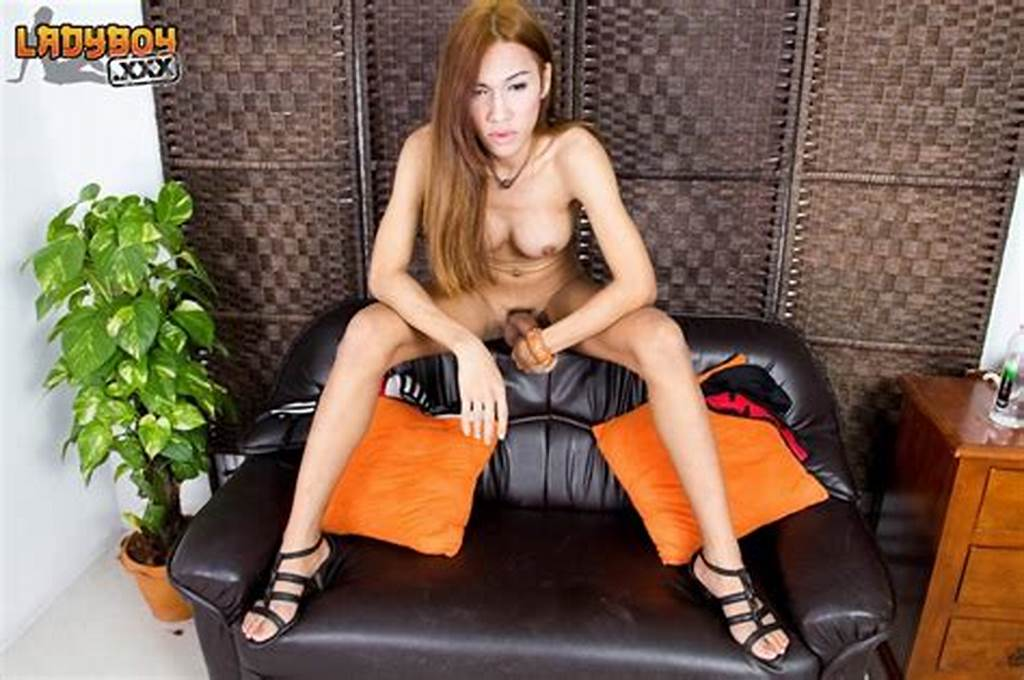 #Ladyboy #Lotus #Pretty #Dress #Big #Cock