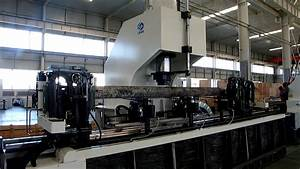 Large Shaft Automatic Straightening Machine  Bend Correction
