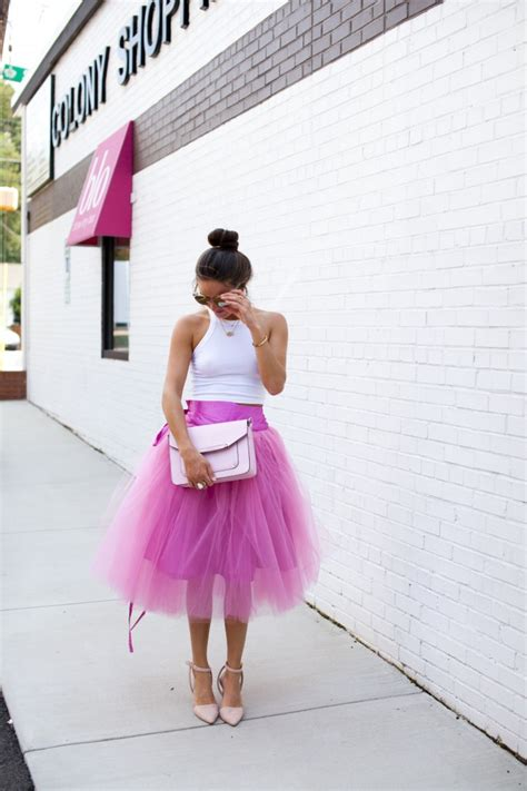 shabby apple tulle skirt the chic series pink tulle skirt by shabby apple
