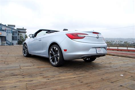review buick cascada works   convertible stumbles