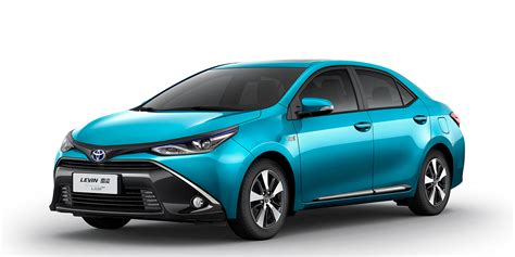 Toyota Lining Up 10 Electrified Models In China By 2020