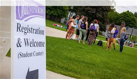 curry college event calendar student orientation session