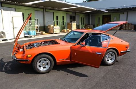 Nissan Datsun For Sale by Nissan Datsun 240z 1972 Used For Sale