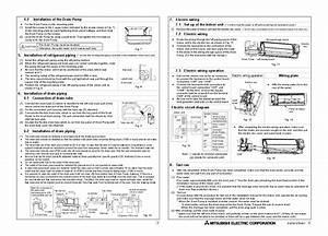 Mitsubishi Pac Sh94dm E Pka Rp Kal Pkfy P Vkm E Air