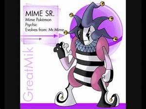Mr Mime Mega Evolution | www.pixshark.com - Images ...