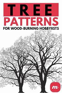 Tree, Patterns, For, Wood