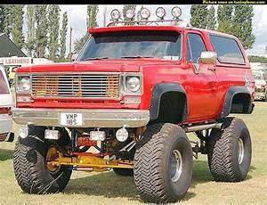 Famous 1985 Chevrolet K10 Blazer