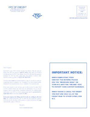 2014 ohio tax forms cheviot ohio 2014 tax forms fill online printable