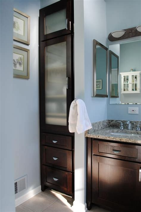 bathroom linen closet ideas master bathroom updated x post from decorating