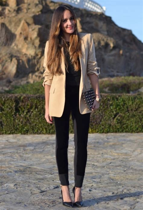amazing office chic outfit ideas