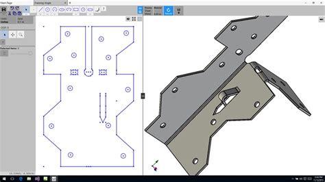 wedge cad  cnc  printing  sketching