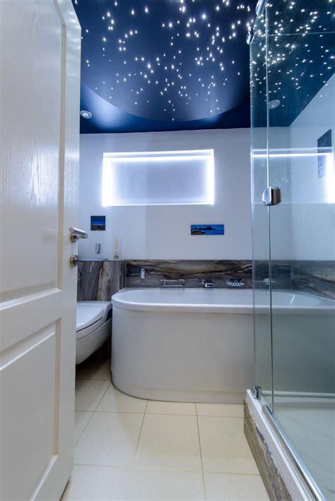 customer project  bathroom star disk