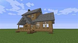 Cool House Designs Minecraft Easy (see description) - YouTube