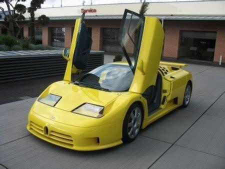 Di tommaso corona 10 aprile 2020, 10:59. Michael Schumacher pone en venta su Bugatti EB 110 SS