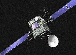 Rosetta Spacecraft - Pics about space