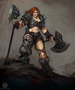 Barbarian by Mr--Jack on DeviantArt