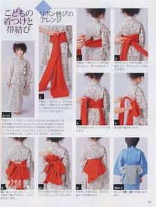 Obi De : how to tie child yukata obi kimono and yukata ~ Pilothousefishingboats.com Haus und Dekorationen