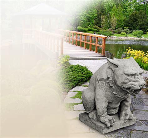 Mystische Gargoyle Statuen Für Den Garten Aus Steinguss Kaufen