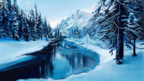 landscaping in winter winter landscape by sabpois on deviantart