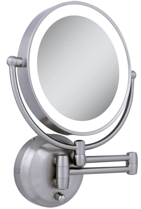 zadro 1x 10x next cordless led lighted wall mount