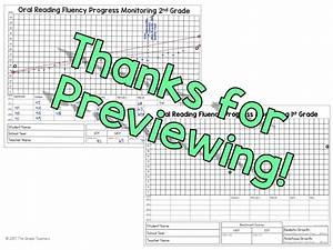 Dibels Scoring Chart The Simple Teachers Reading Fluency Progress Monitoring