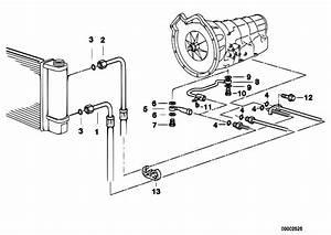 Original Parts For E34 535i M30 Sedan    Radiator