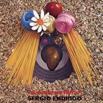 ci vuole un fiore accordi www sergioendrigo it discografia italia anni 70