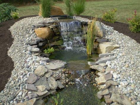 great  pond  waterfall making