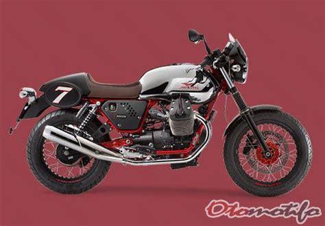 Gambar Motor Moto Guzzi V7 Ii by 13 Motor Cafe Racer Murah Dari Pabrikan Terbaik 2019