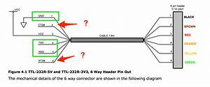 Can I Use A Galileo Gen 2 6 Pin Ftdi 3v3 Serial To Usb