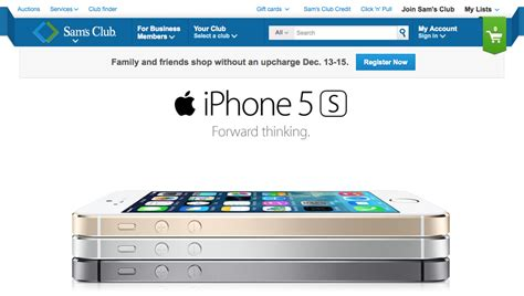sams club iphone iphone 5s price dropped to 119 at sam s club through january