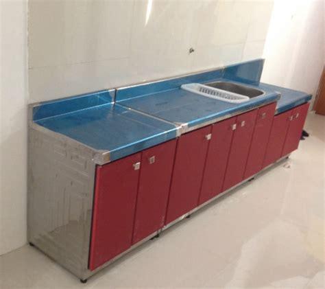kitchen set royal detil produk kitchen set stainless stell