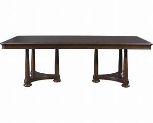 Rectangular dining table thomasville furniture for Thomasville dining tables