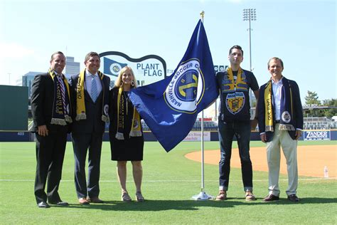 Major League Soccer awards expansion club to Nashville ...