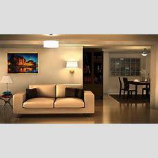 Virtual Set  Living Room Youtube