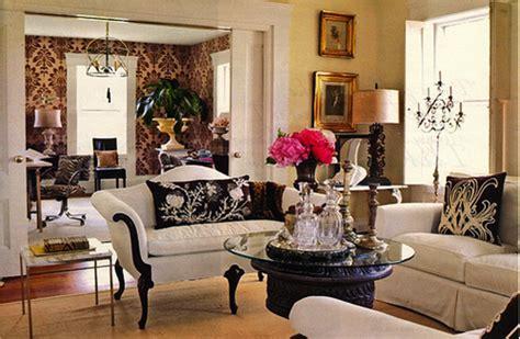 hiasan bunga  ruang tamu minimalis modern rumah impian