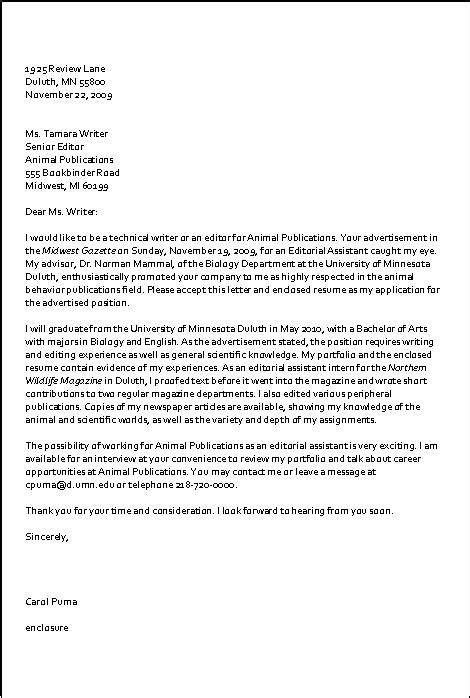 sample inquiry letter sample cover letter written