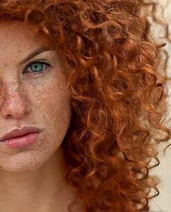 Curly Redhead and freckles | Redheads | Pinterest ...