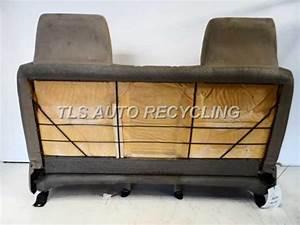 2001 Toyota Tacoma Seat  Front