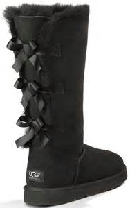 womens ugg boots with bows ugg womens bailey bow boots on sale 179 99 and free shipping