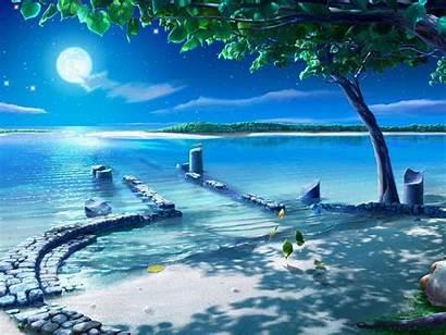 Sky Night Wallpapers Desktop Background Neptunes Dreams