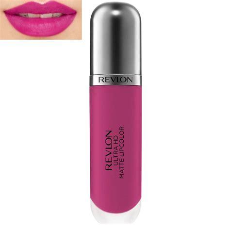 revlon ultra hd matte lip color  intensity beautyincgr