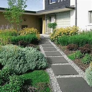 Gravier A Beton : terrasse dalle bois sur gravier diverses ~ Premium-room.com Idées de Décoration