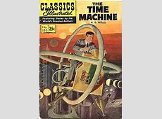 Random Book and Movie Reviews The Time Machine by HG Wells